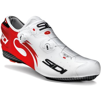 Návleky Sidi Wire lycra white-red - UNI
