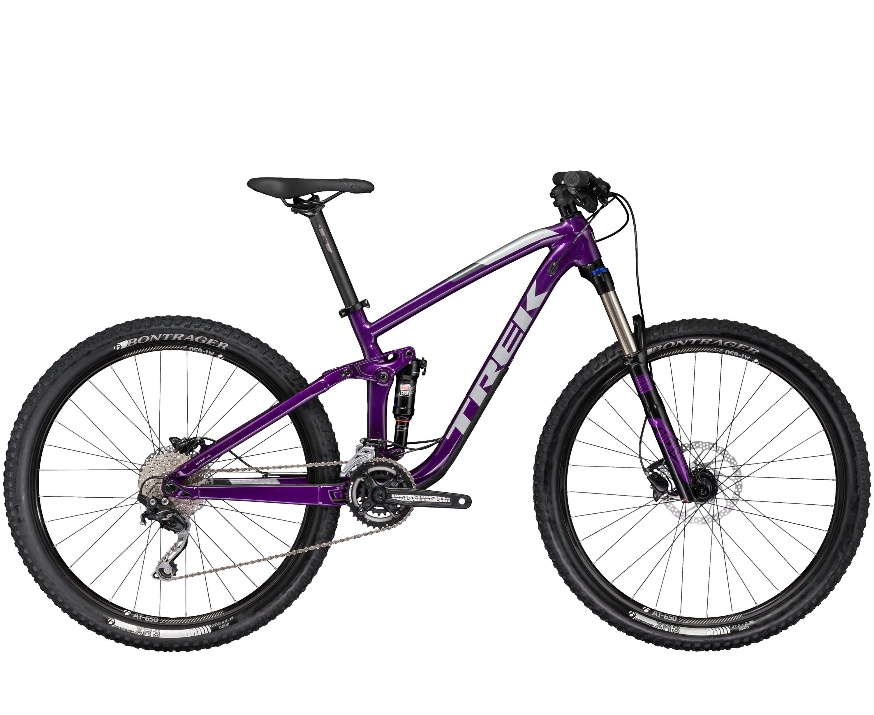 Trek Fuel EX 5 WMN Purple Lotus 2017