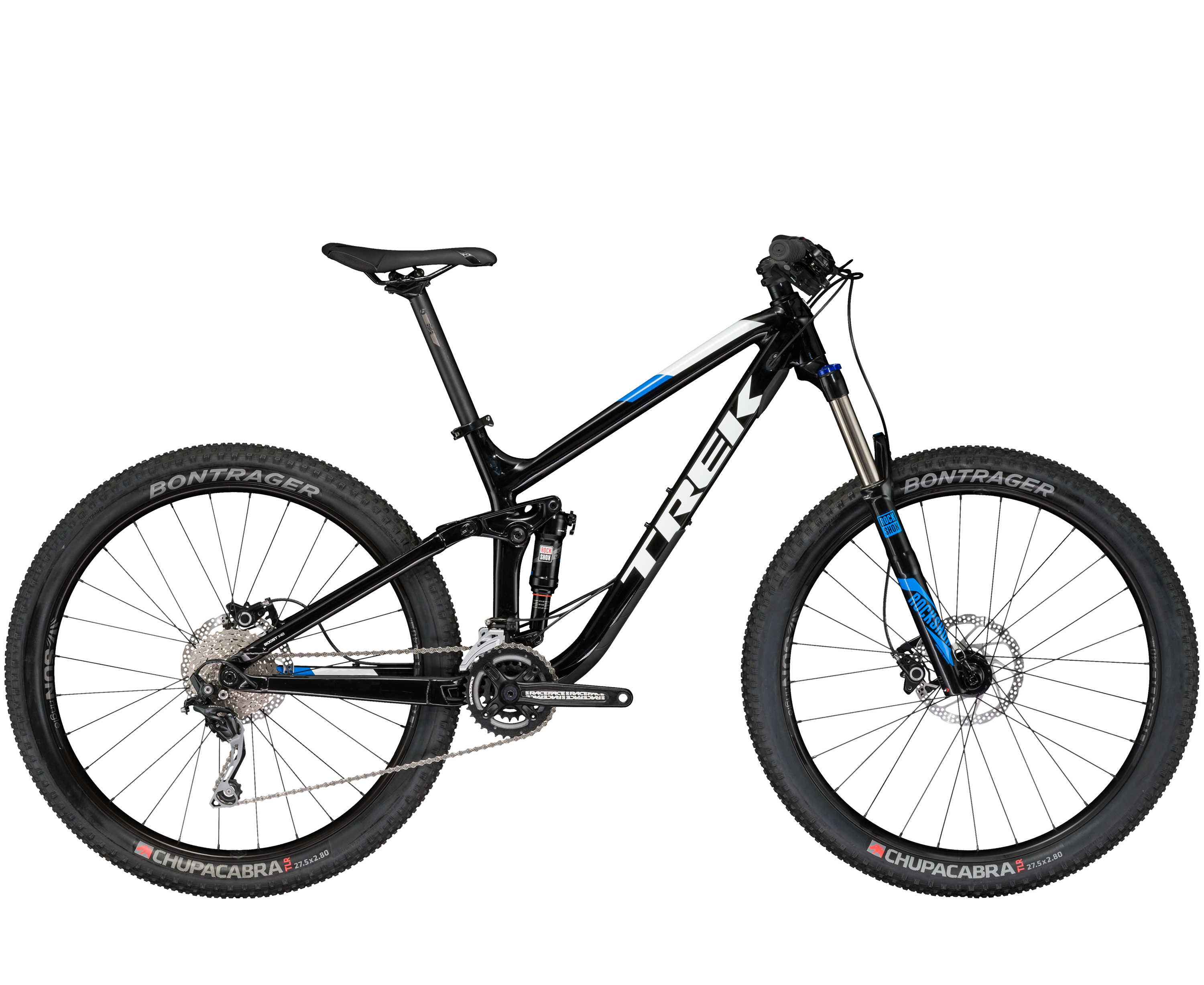 Trek Fuel EX 5 27,5+ Trek Black 2017