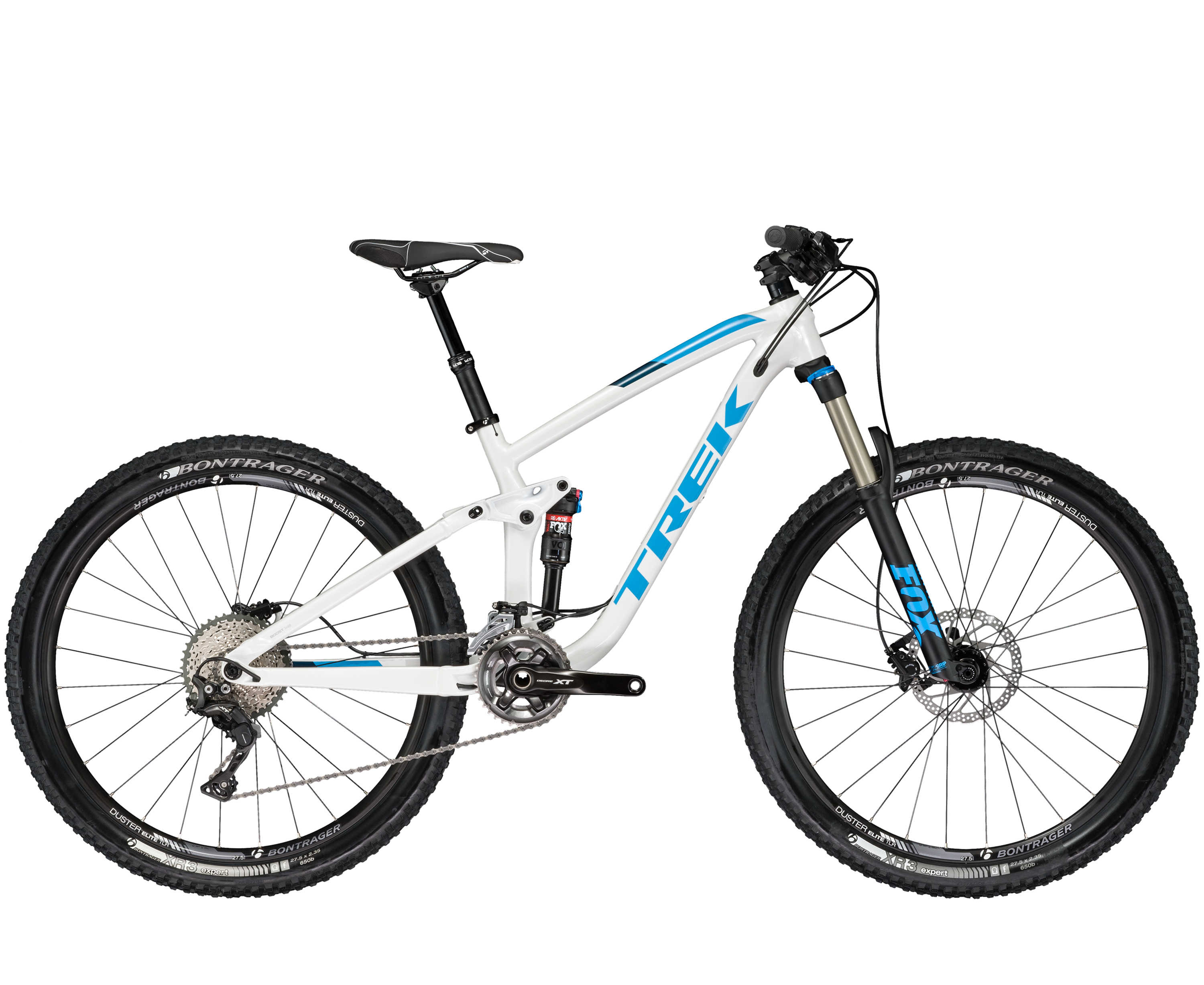 Trek Fuel EX 8 WMN Crystal White 2017