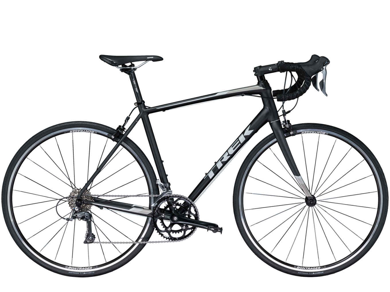 Trek Domane AL 2 mate trek black 2018