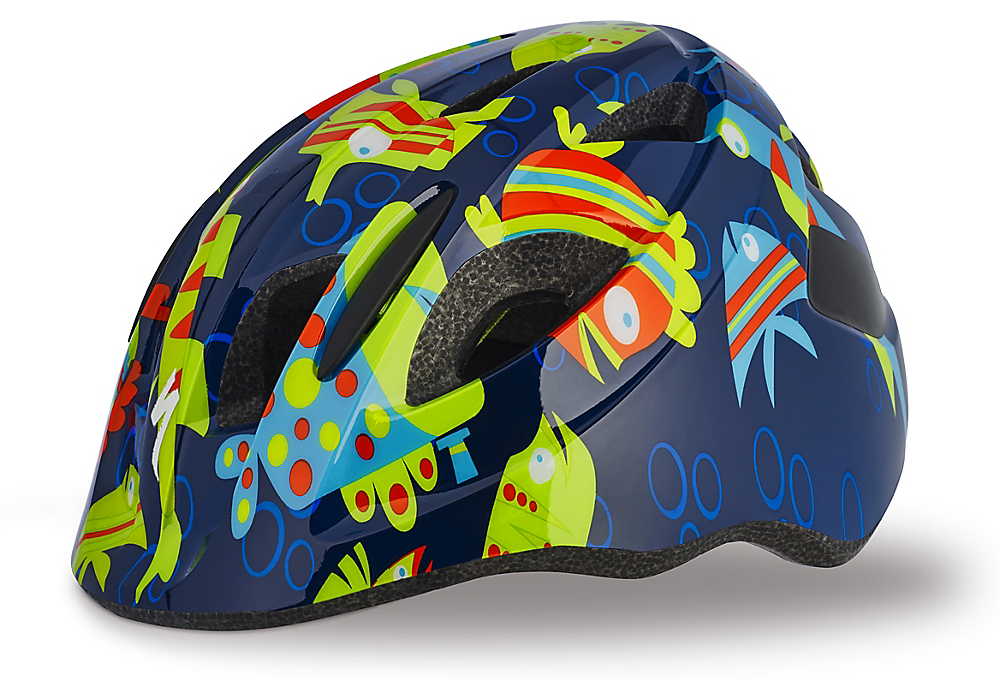 dětská helma Specialized Mio navy/green fish toddler
