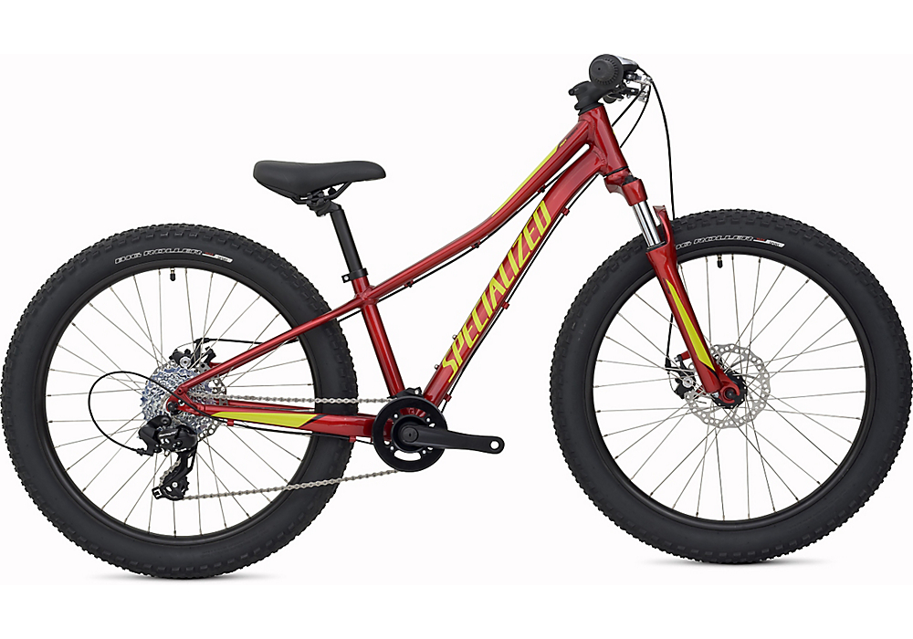 Specialized Riprock 24 Candy Red/Hyper/Black 2017