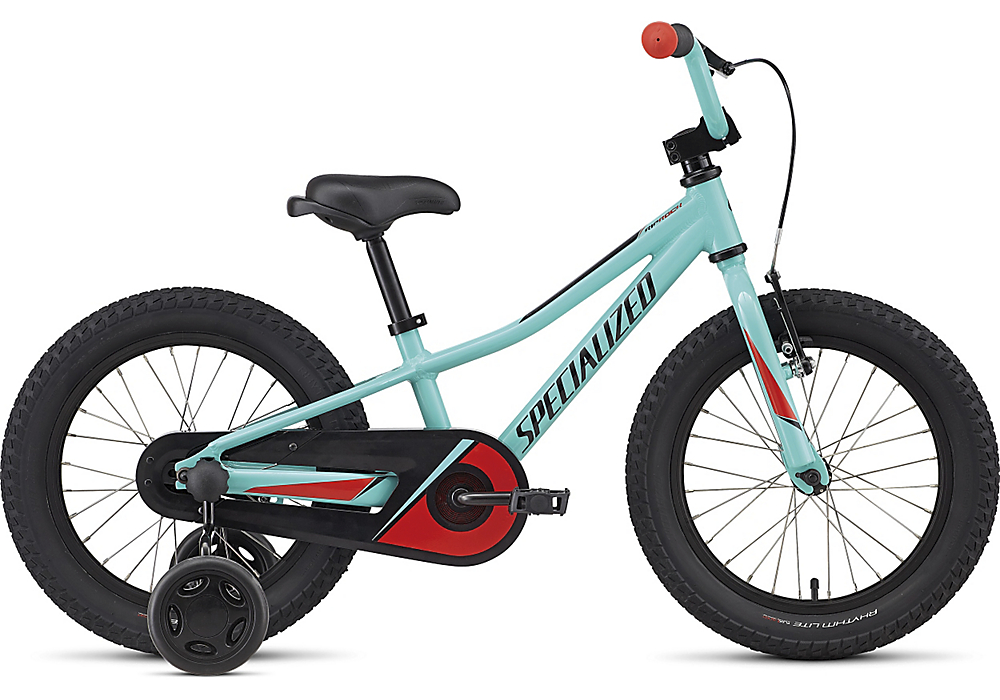 Specialized Riprock 16 coaster Light Turquoise/Nordic Red/Black 2017