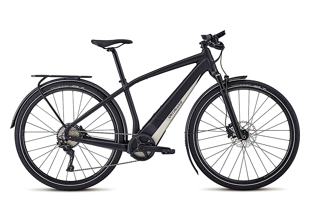 elektrokolo Specialized Turbo Vado 4.0 NB men Satin Black Platinum 2019