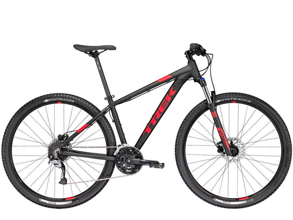 Trek Marlin 7 matte trek black 2018