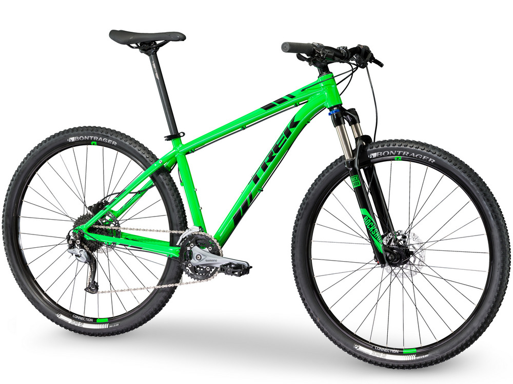 Trek X-Caliber 7 Green-light 2017