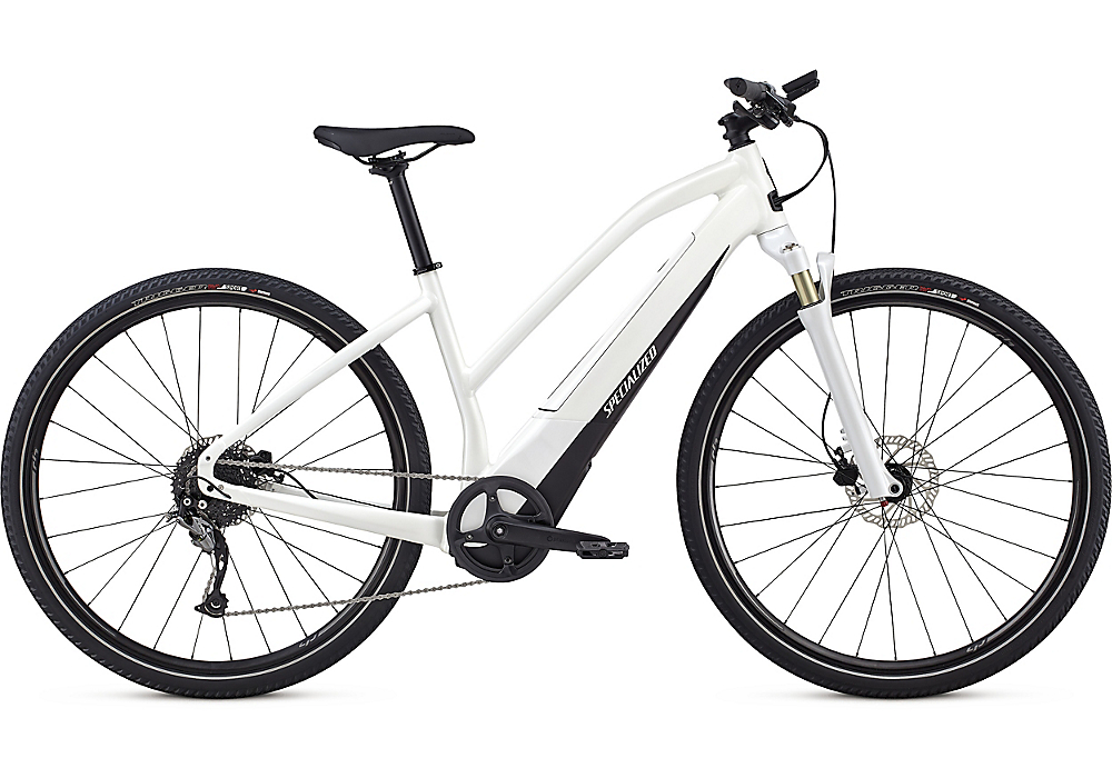 elektrokolo Specialized Turbo Vado 2.0 NB WMN Satin Metallic White Silver/Black 2018