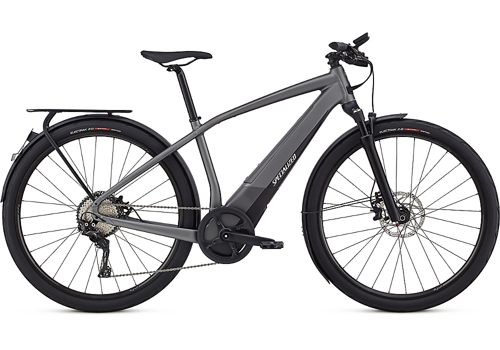 elektrokolo Specialized Turbo Vado 6.0 NB men Gloss Charcoal / Black / Chrome 2018