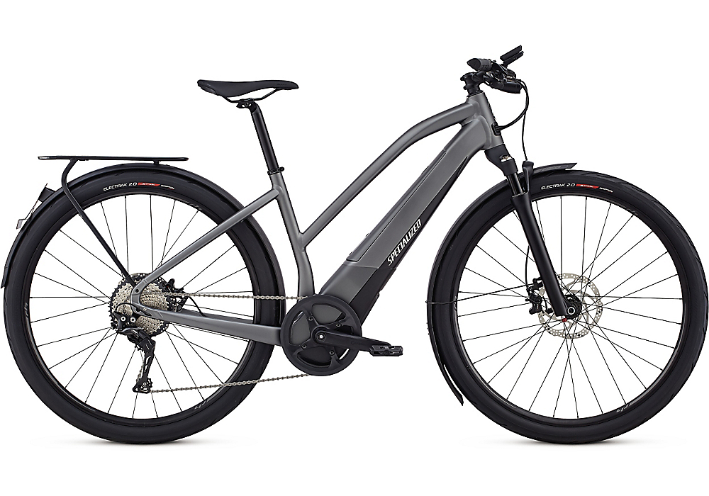 elektrokolo Specialized Turbo Vado 6.0 NB WMN Satin Charcoal/ Black/ Chrome 2018