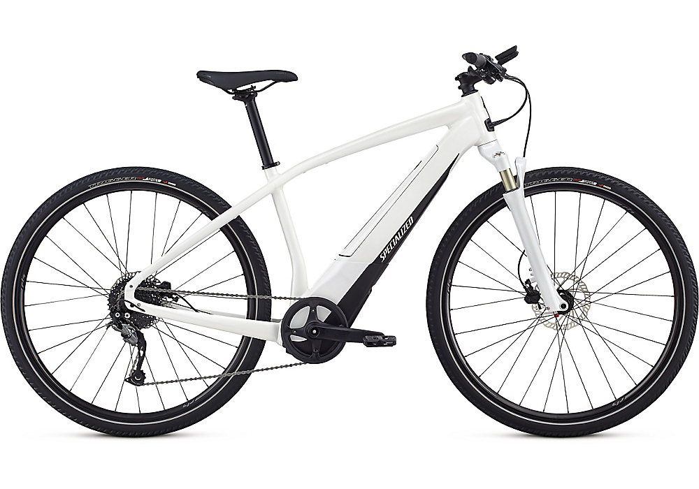 elektrokolo Specialized Turbo Vado 2.0 NB men Satin Metallic White Silver/Black 2018