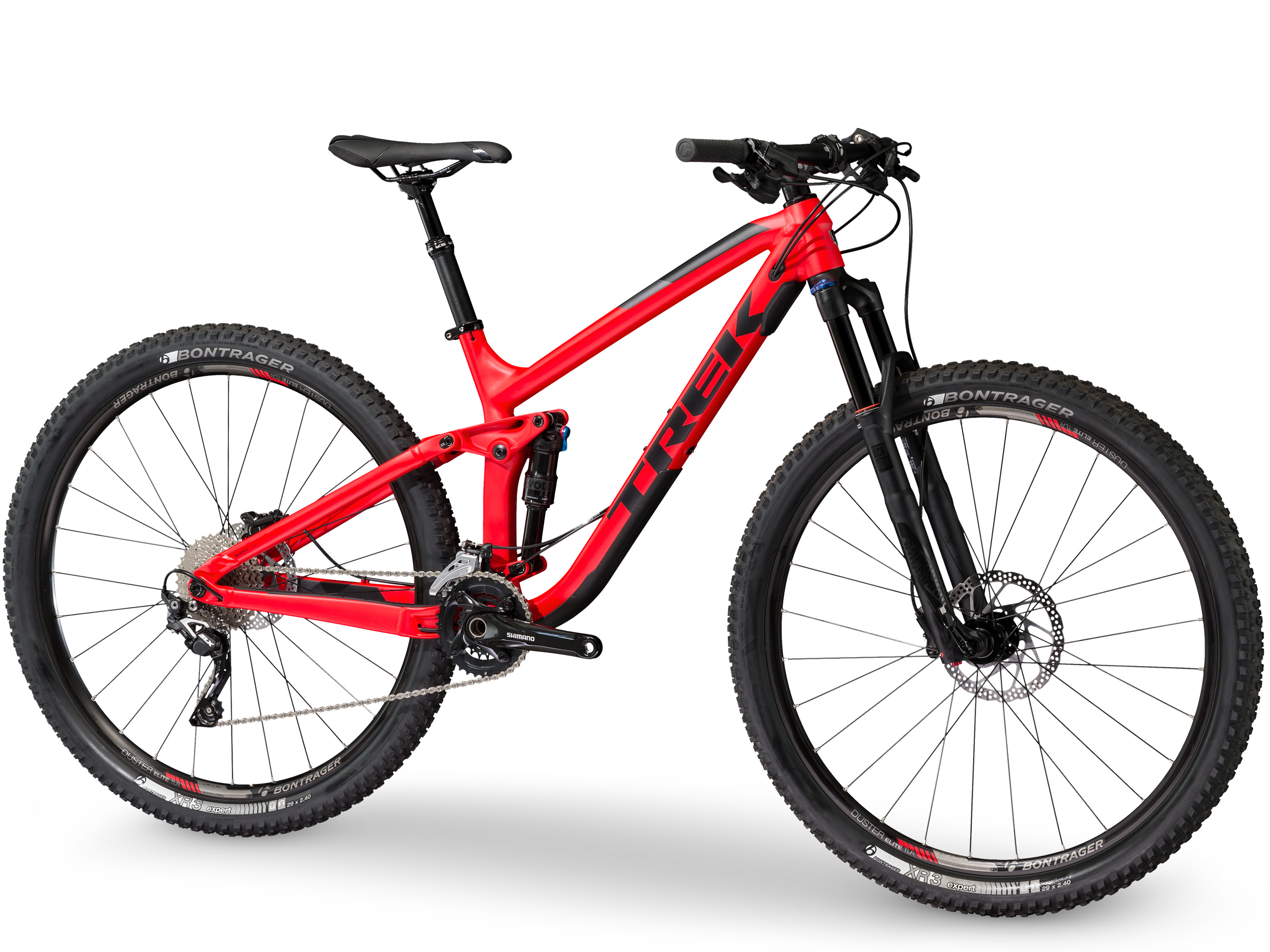 Trek Fuel EX 7 29 Matte Viper Red 2017
