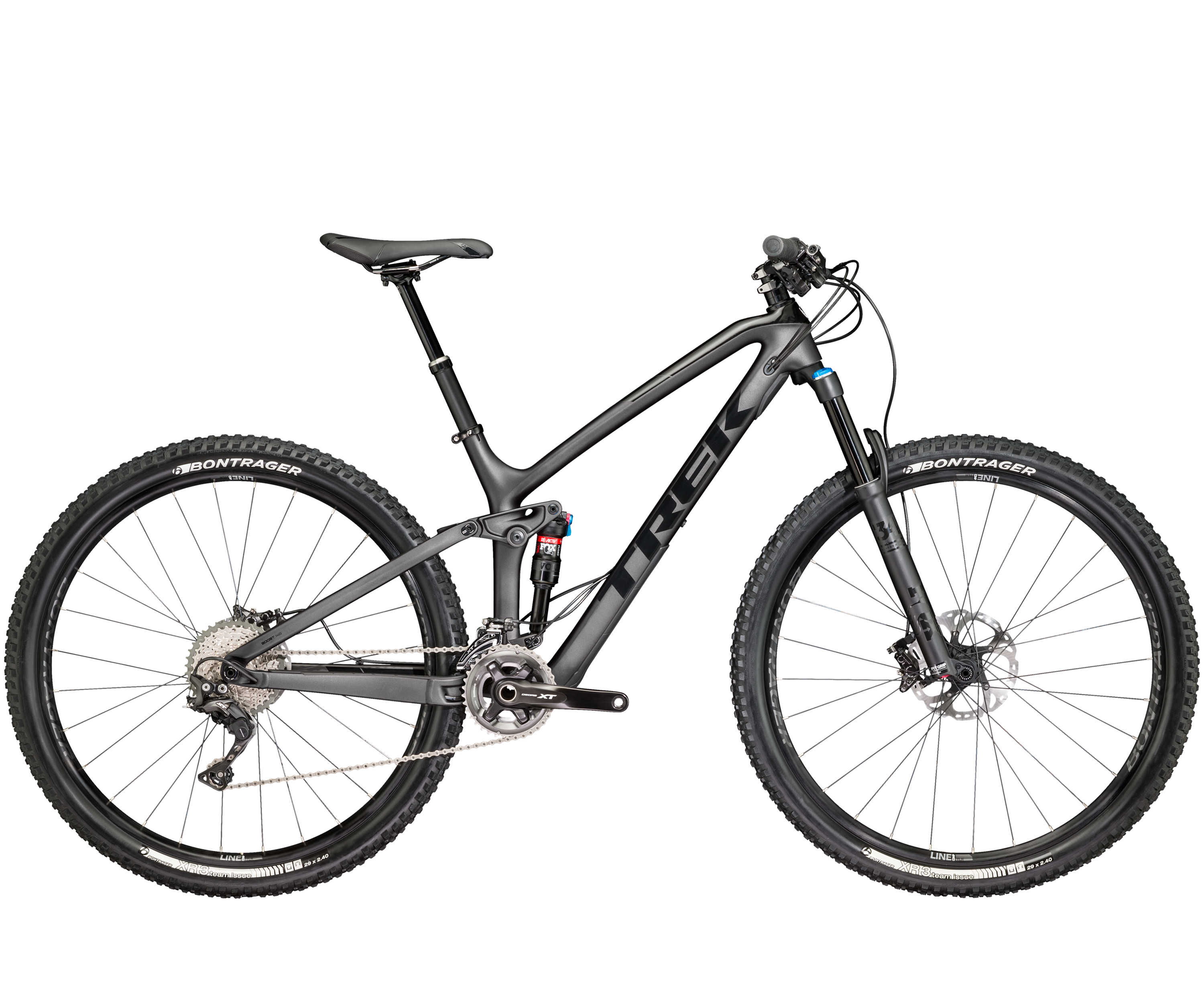 Trek Fuel EX 9.8 29 Matte/Gloss black 2017