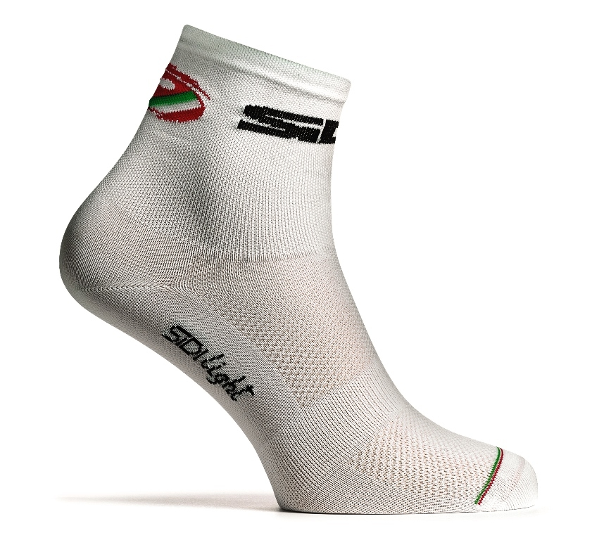 ponožky Sidi COLOR SOCKS White
