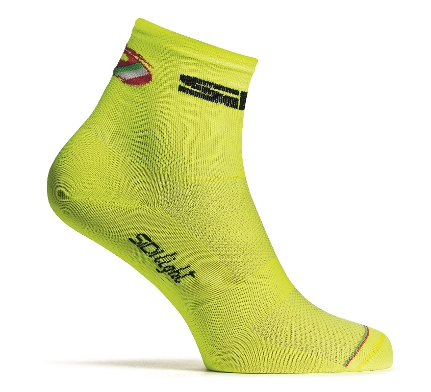 ponožky Sidi COLOR SOCKS Yellow - 40/43
