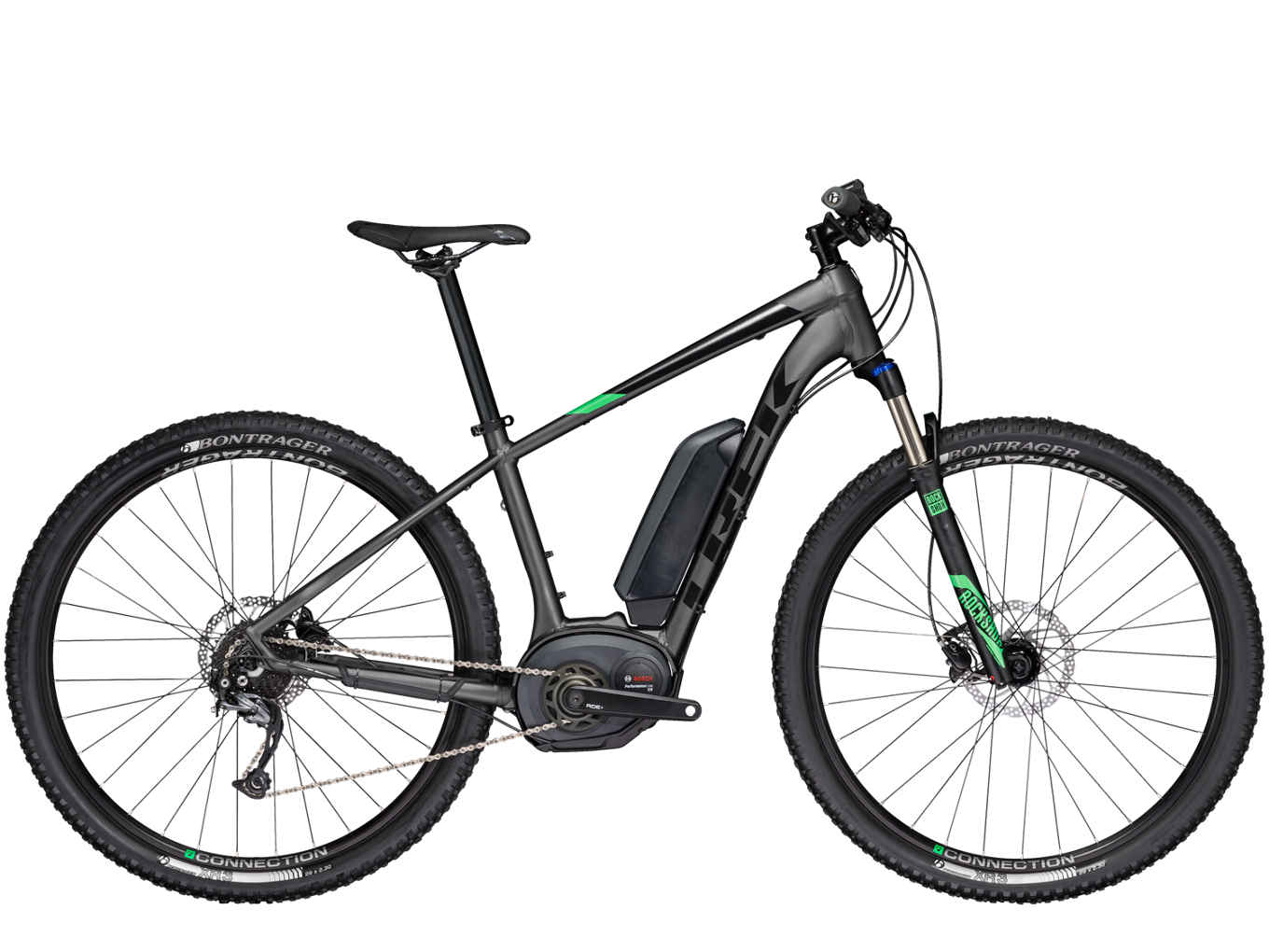 elektrokolo Trek Powerfly 4 matte dnister black 2018