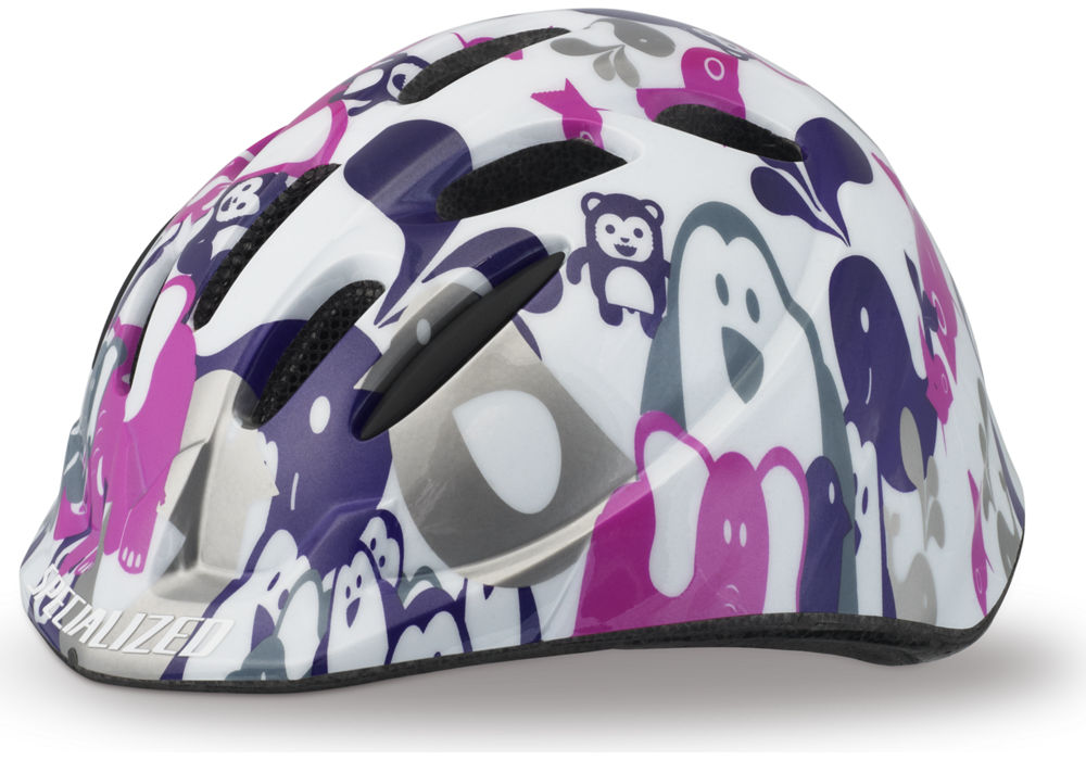 dětská helma Specialized Small Fry Toddler purple animals