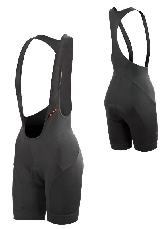 dámské kraťasy Specialized RBX PRO BIB SHORT WMN Black - XL 2a4e99eabc