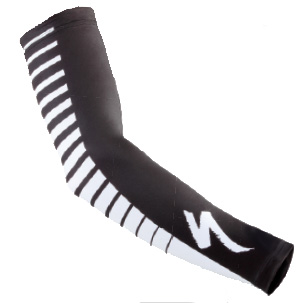 návleky na ruce Specialized Printed Arm Warmer black/white
