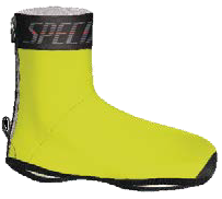 návleky na tretry Specialized Deflect Waterproof fluo/yellow