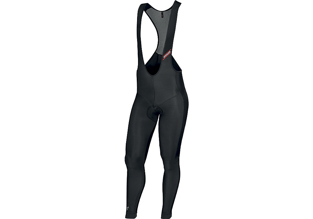 kalhoty Specialized Therminal RBX Comp Bib Tight black