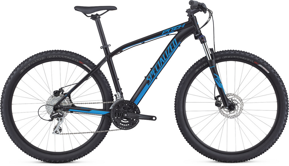 Specialized Pitch 650b satin black/neon blue 2017