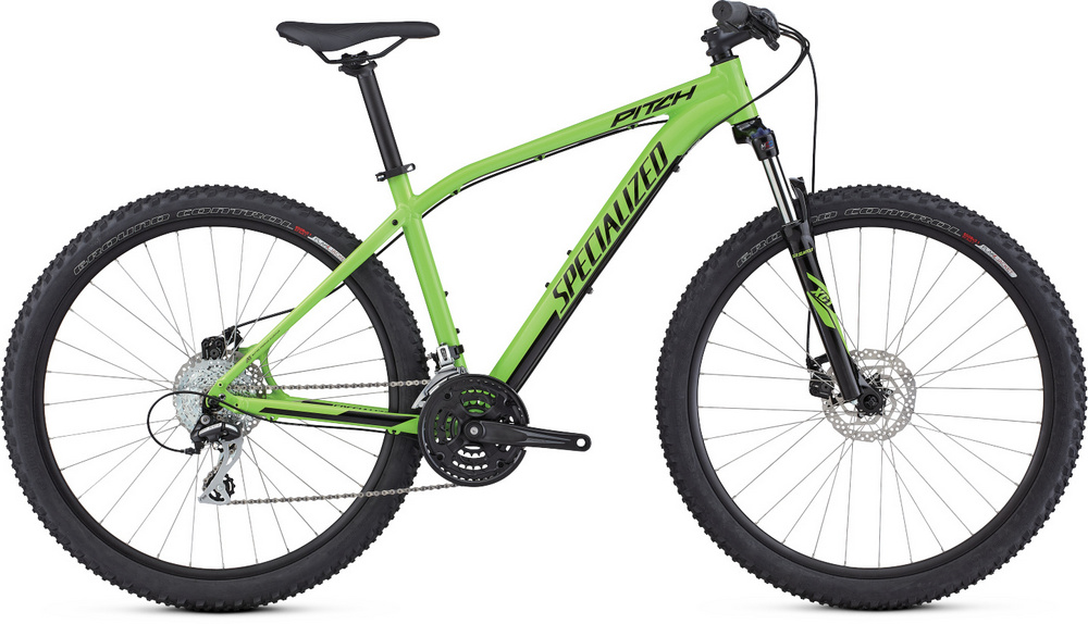 Specialized Pitch 650b gloss monster green/black 2017