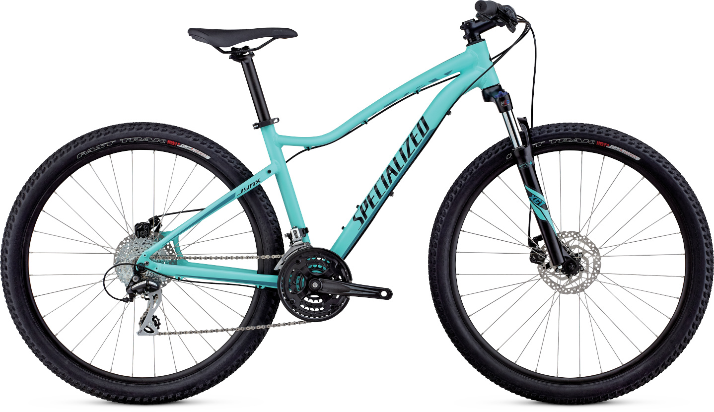 Specialized Jynx 650b satin light turquoise/tarmac black/turquoise 2017