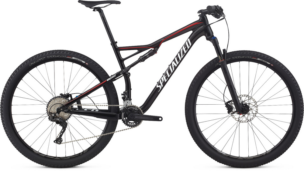 Specialized Epic FSR Comp gloss black/white/red 2017