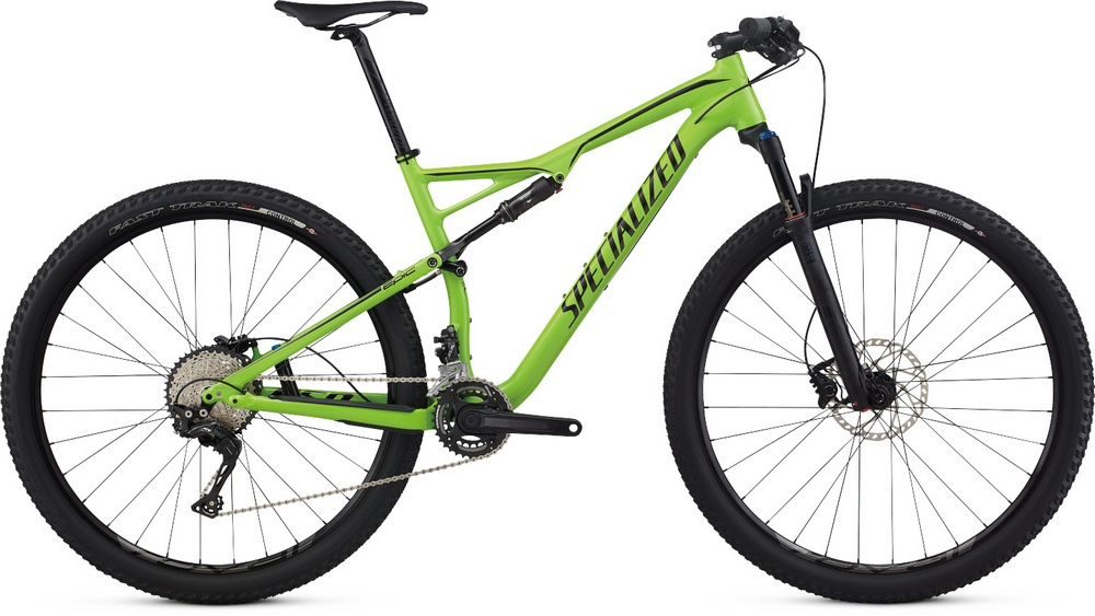Specialized Epic FSR Comp gloss monster green/black 2017