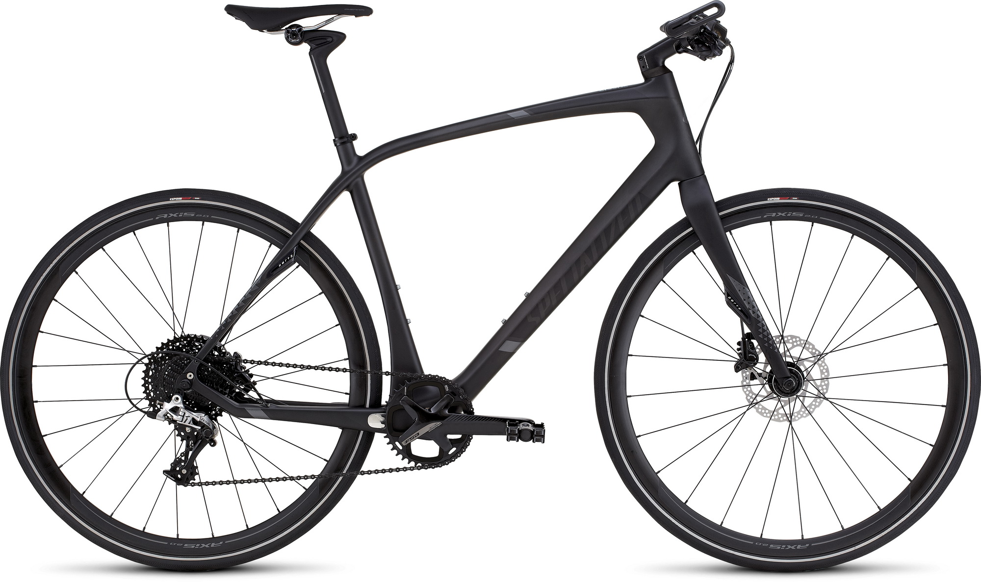 Specialized Sirrus Expert Carbon Disc X1 carbon/black/charcoal 2016 - XL