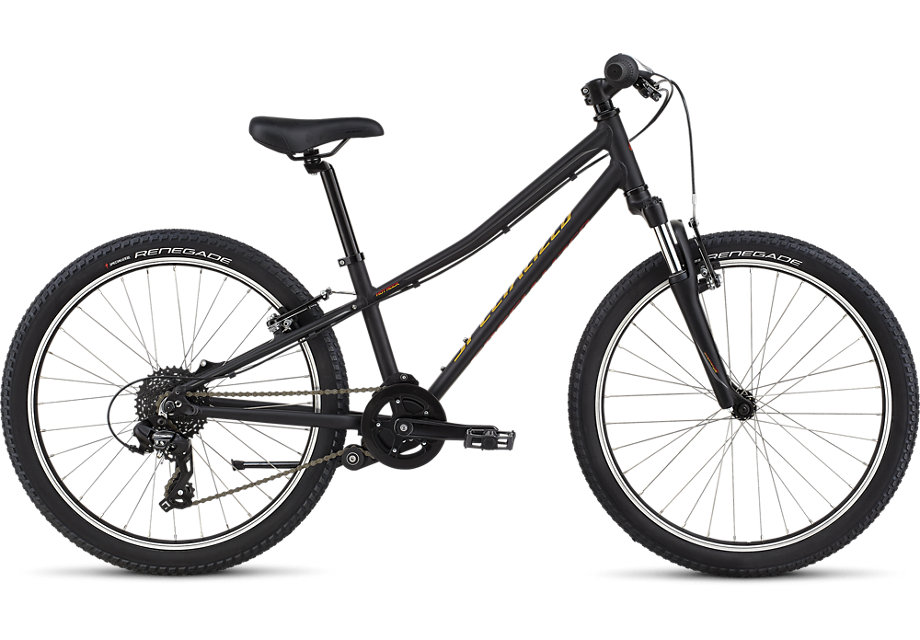 Specialized Hotrock 24 black/74 fade 2019