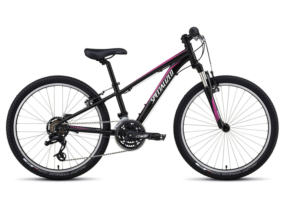 Specialized Hotrock 24 XC GIRL black/pink/white 13