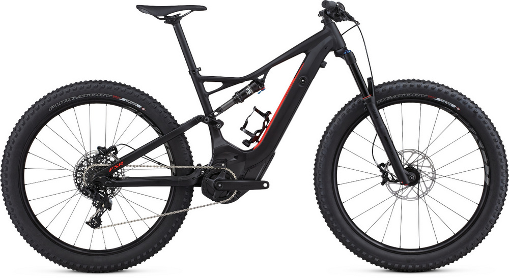 elektrokolo Specialized Turbo Levo FSR 29 black/rocket red 2017 - XL