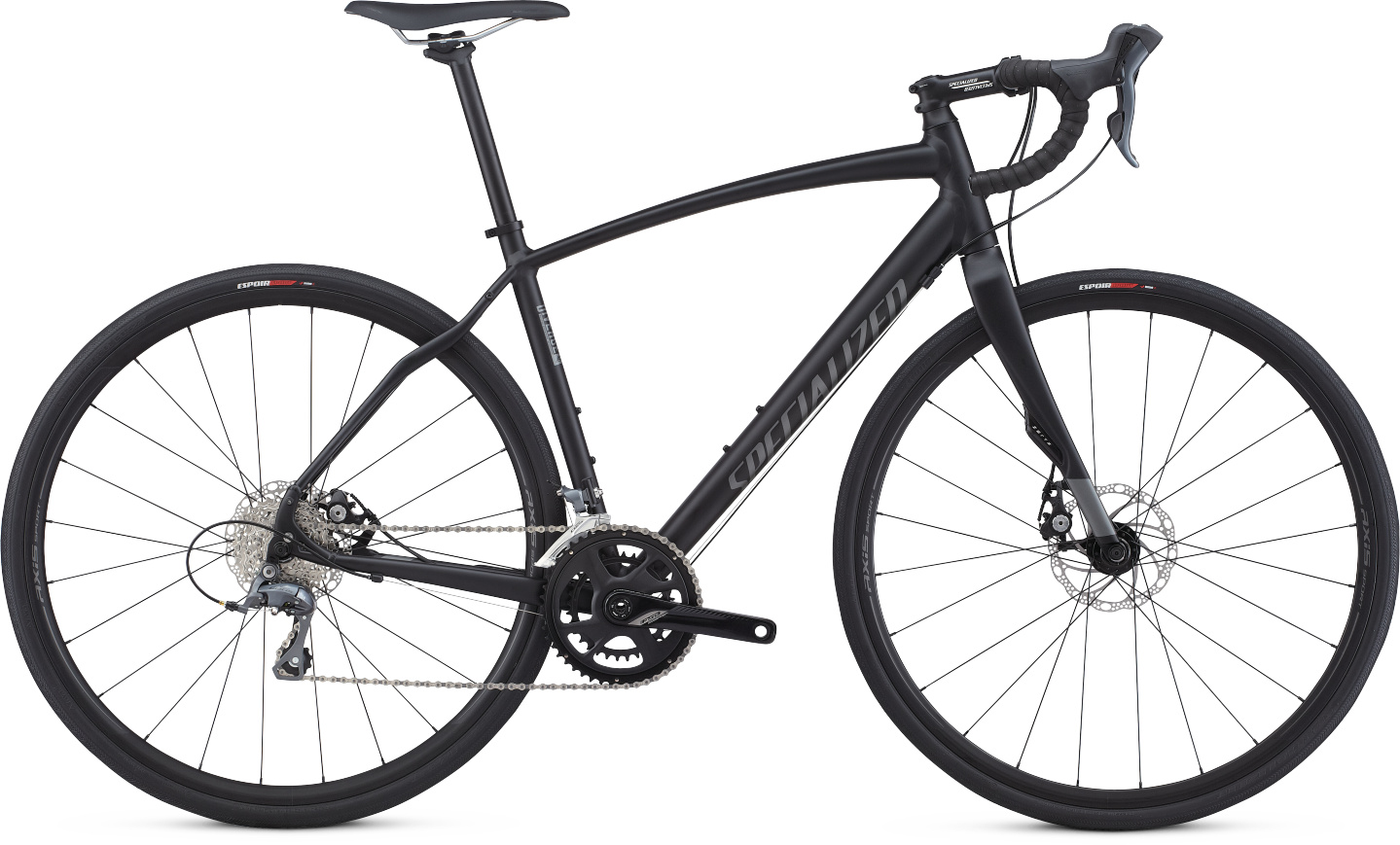 Specialized Diverge A1 CEN satin black/charcoal 2017