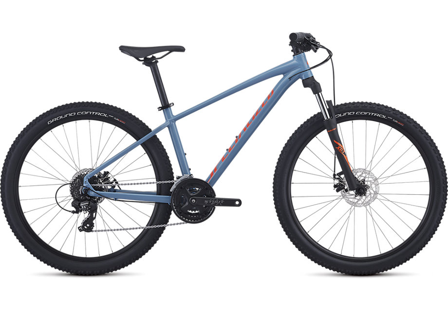 Specialized Pitch 650b gloss storm grey/rocket red/clean 2019