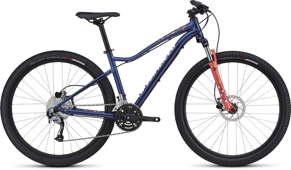 Specialized Jynx Sport 650b gloss navy/pearl coral/white 2016 - XS