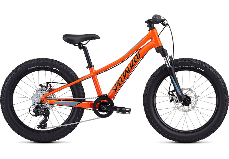 Specialized Riprock 20 moto orange/charcoal/storm grey fade 2019