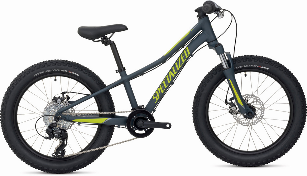 Specialized Riprock 20 carbon grey/hyper green/cool gray 2018