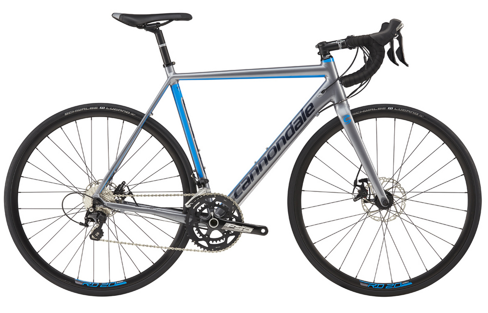 Cannondale Caad Optimo 105 DISC CBT 2017