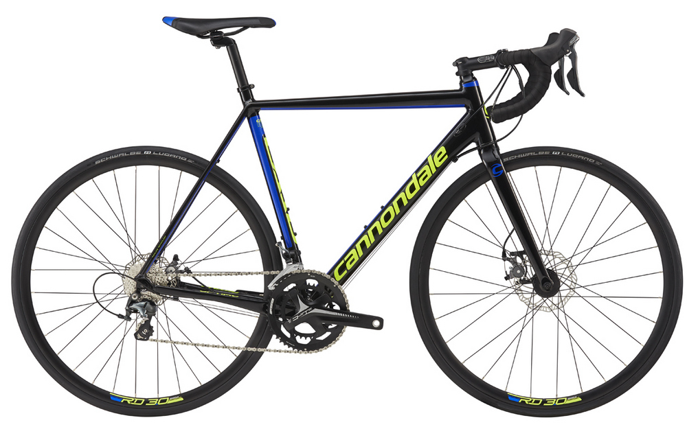 Cannondale Caad Optimo Tiagra DISC VLT 2017