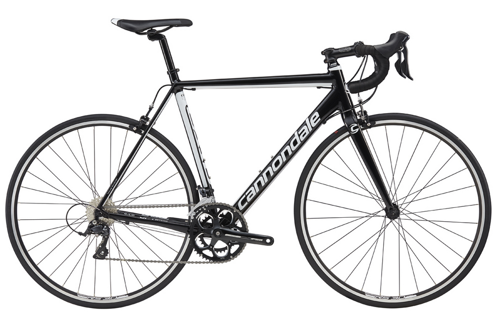 Cannondale Caad Optimo SORA BLK 2017
