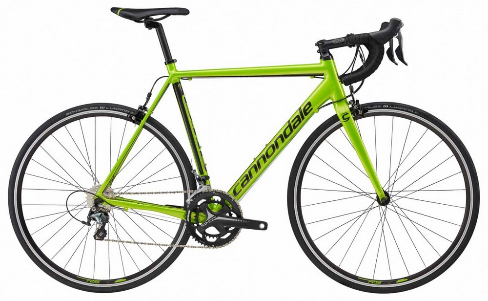 Cannondale CAAD Optimo Tiagra AGR 2018