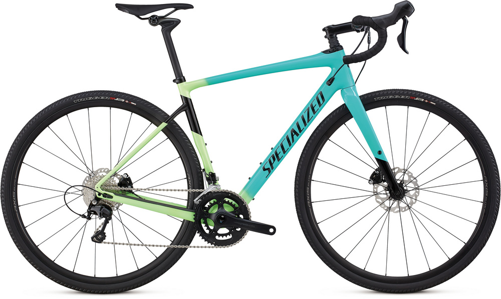 Specialized Diverge comp WMN cali fade/tarmac black 2018