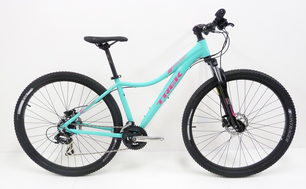 Trek Skye S Disc WSD Miami Green 2016