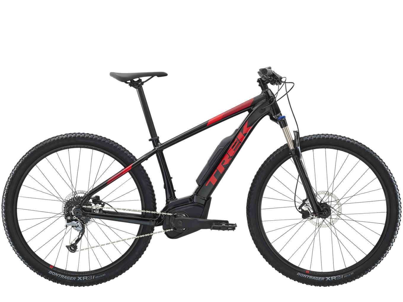 elektrokolo Trek Powerfly 4 trek black 2019