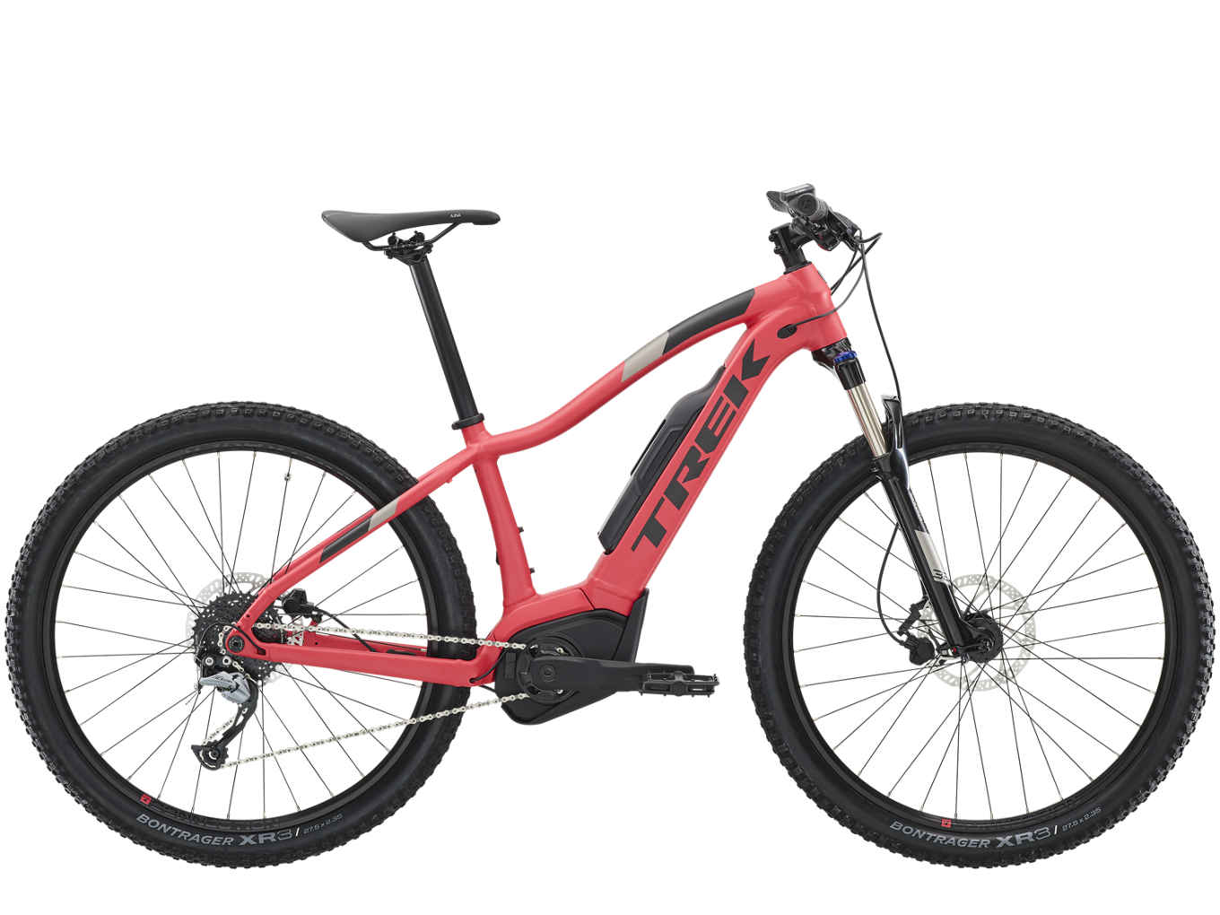 dámské elektrokolo Trek Powerfly 4 Women's matte infrared 2019