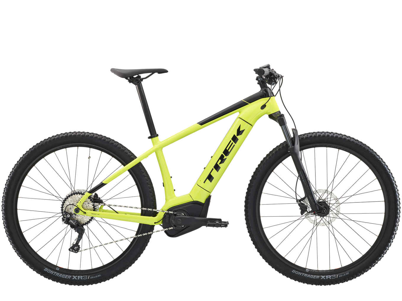 elektrokolo Trek Powerfly 5 volt green 2019