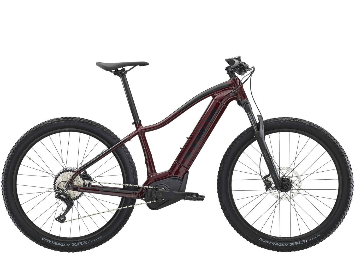 dámské elektrokolo Trek Powerfly 5 Women's cobra blood 2019