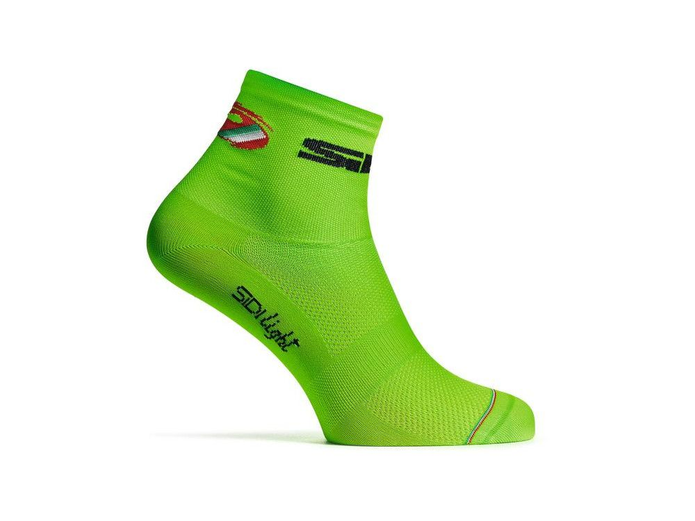 ponožky Sidi COLOR SOCKS Green - 40/43